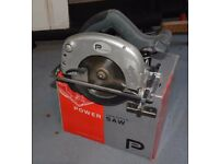 Performance Power PP1200CS, 1200W Circular Saw Compete with Blade