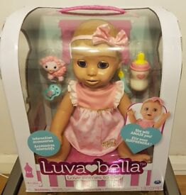 Luvabella Blonde BRAND NEW UNOPENED