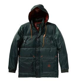 Selling DC mens winter/rain jacket size XL
