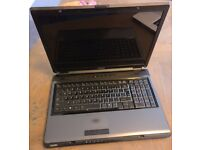Toshiba Satellite L350D-213 17inch LCD AMD Athlon 2100MHz 250GB HDD 3GB RAM Radeon HD 3200 Win7Home