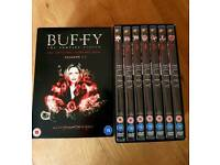 Buffy the Vampire Slayer Complete Seasons 1-7 **£45 ONO**