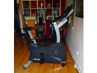 Life Fitness C1 exercise bike