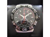 Tag Heuer F1 Grande Date Chronograph Kimi Raikkonen Ltd Edn CAH1014