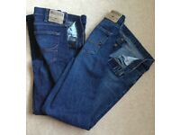 Two Pairs Men's Hollister Jeans