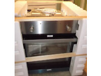 CDA MS100SS Matrix Four Function Single Oven