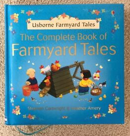 The Complete Book of Farmyard Tales by Heather Amery – Hardback Book