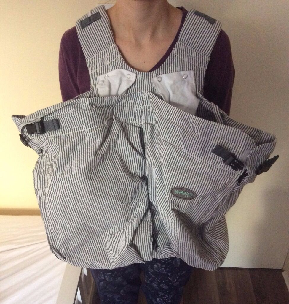 Weego Twin Baby Carrier In Oxford Oxfordshire Gumtree
