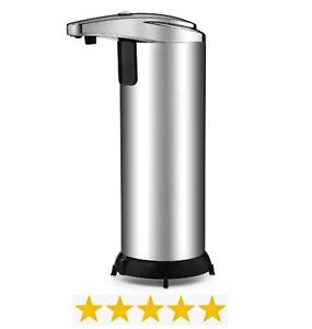 Automatic Touchless Sensor Soap Dispenser for Bathroom & Kitchen