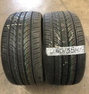 265/35ZR18 ANTARES Performance All Season Tires (Pair) Calgary Alberta Preview