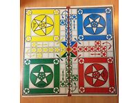 Ludo and Snakes and ladders Board game £4 Bargain!