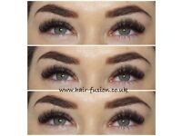 INDIVIDUAL MINK EYELASH EXTENSIONS by HAIR FUSION