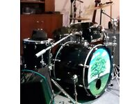 Drum lessons - inc. Summer School Holiday Bookings