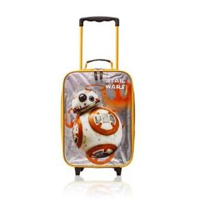 Star Wars BB8 Junior Pilot Case 16 Inch Soft-Sided Kids Luggage