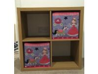 Storage Unit Child Toy Box Drawers