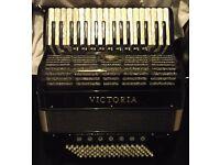Victoria Accordion For Sale