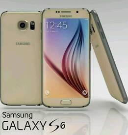 Samsung galaxy s6 32gb gold platinum sealed bnib
