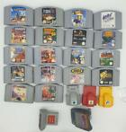 N64 Super Nintendo 64 Lot Games Jeux Spel Rare lot  gameboy