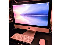 iMac late 2009 - 21.5 inch 3.06 core Duo (with original keyboard and mouse)