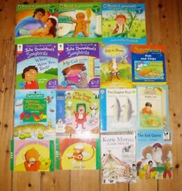 15 no. Child reading books age 3-7yrs. Ladybird,Songbirds, Walker, Biff and Chip etc. London NW3