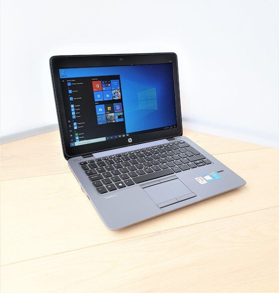 HP EliteBook 820 G2 i5 5200 8GB RAM 256GB SSD Laptop / NoteBook UltraBook |  in Kingston, London | Gumtree