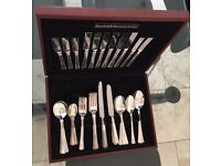 Viners 58 piece cutlery set (boxed)