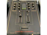 Technics legendary sh-ex1200 DJ mixer