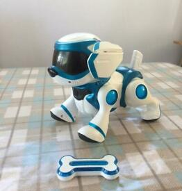 Tekstra robotic puppy dog