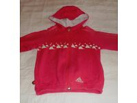 Girls Adidas / Toy Story Jacket - Age 2-3yrs