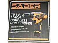 Brand new Saber unopened
