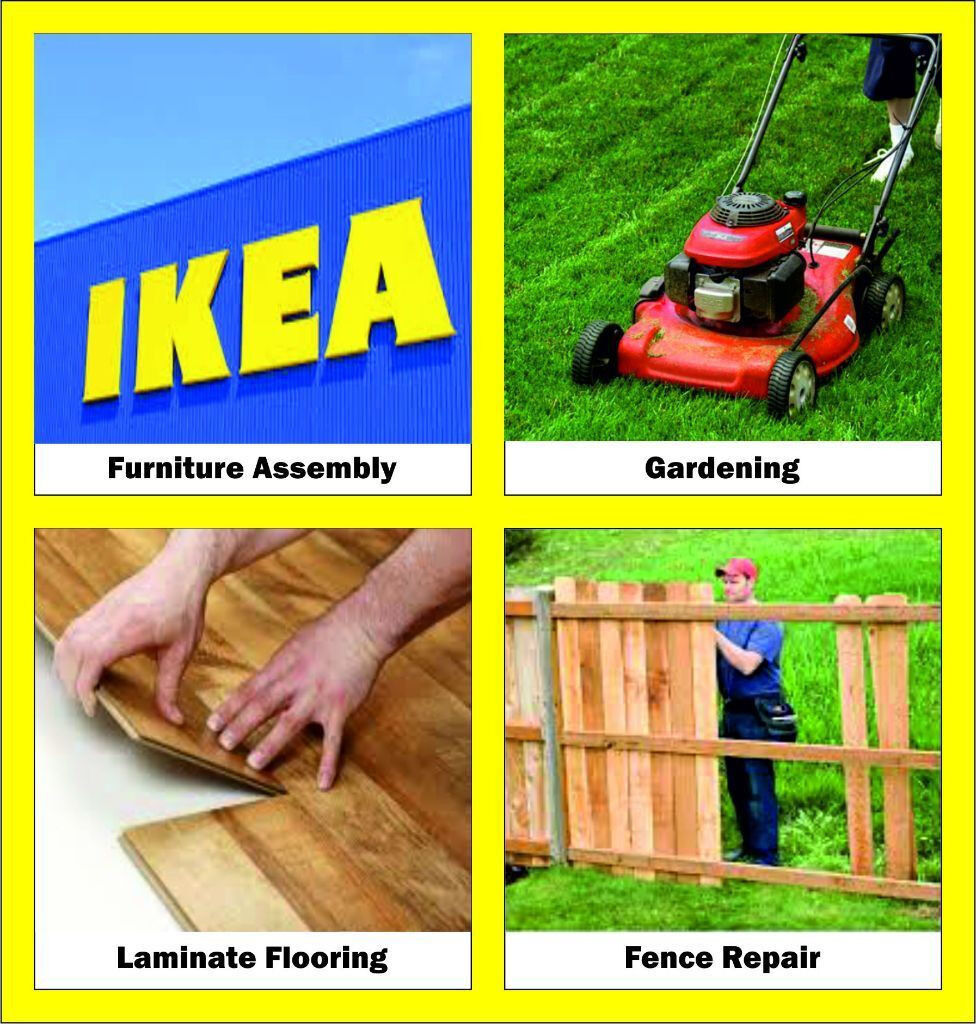 Handyman IKEA Flatpack Assembly Pax Wardrobe,Sheds,Bunk bed,Cot bed,TV media,Shed,Trampoline,Dining