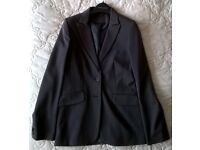 Dorothy Perkins Grey Suit Jacket