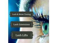 Lash & Brow Treatments 50% OFF - FEBRUARY VALENTINES OFFER !