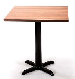 Restaurant Table Tops & Table Bases
