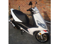 MOPED / SCOOTER 125cc GENERIC XOR 125 2013 REG LOW MILES