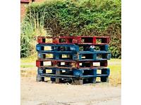 Pallets pallet very strong!