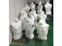 Mannequin Job Lot