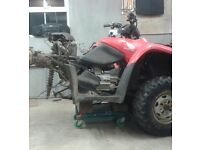 Farm Quad for repairs