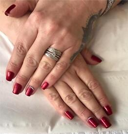 Harmony Gelish Nails - OFFER £15 at ELECTRIC HAIR SALON