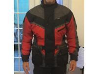 Men's Frank Thomas Gortex Bikers Jacket