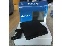 PS4 PlayStation 4 + 3 games