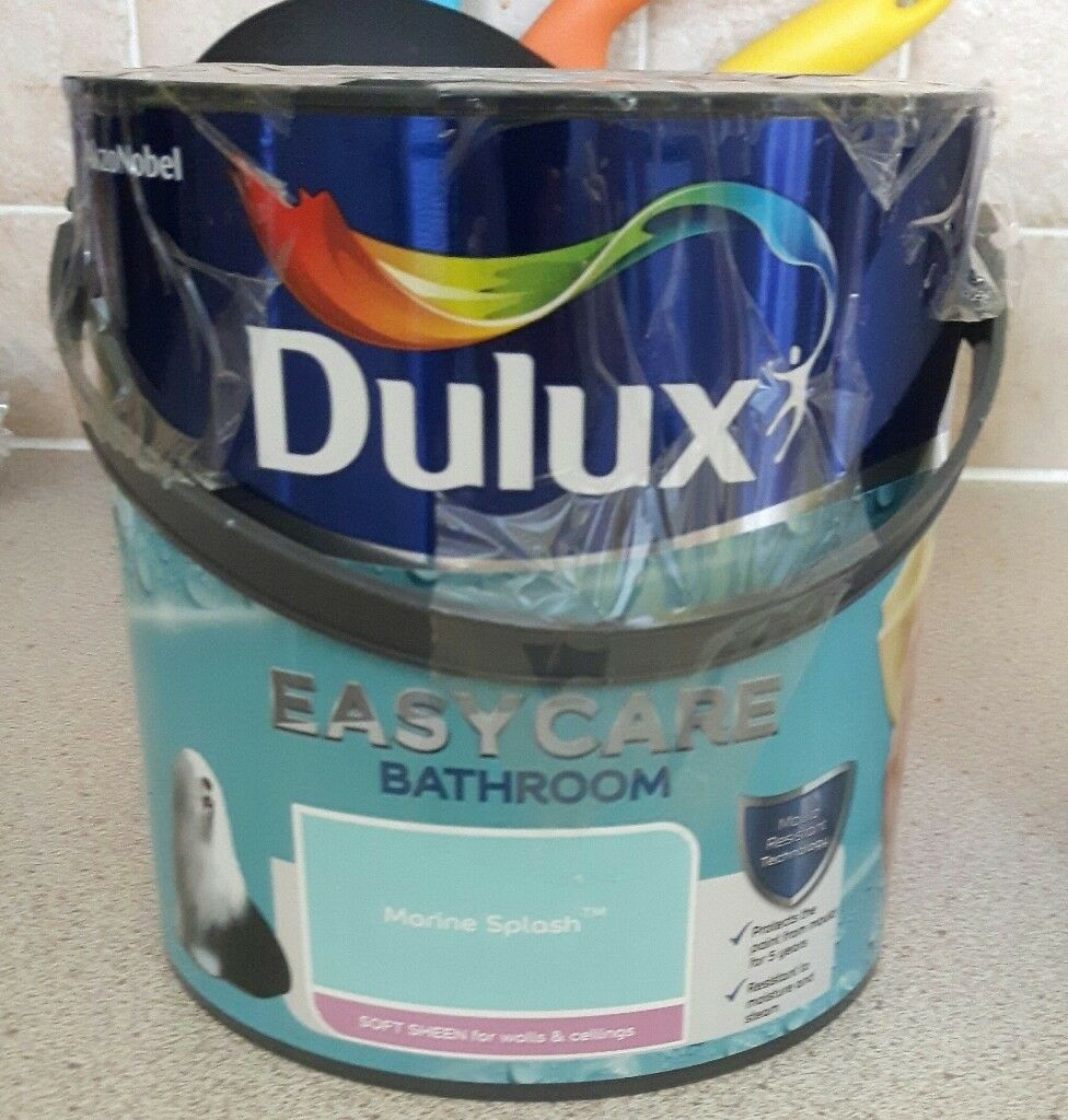 Dulux Easycare Bathroom paint (unopened) | in Newton Aycliffe, County  Durham | Gumtree