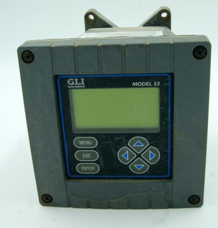 GLI International Model 53 Conductivity Analyzer