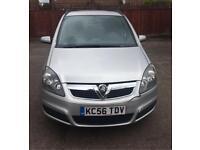 Vauxhall zafira 7 seater