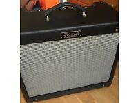 Fender Blues Junior 15w Guitar Amplifier excellent condition, never gigged.