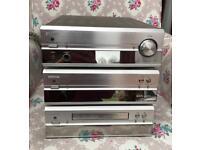 Denon PMA-S01SA, Amplifier, CD Player & Radio