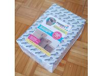 A4 Double Integrated Printer Label Style E - 1000 Sheets - Priory Direct - eBay Amazon Invoice