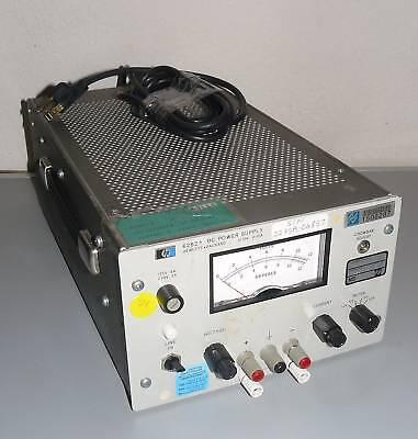 Hp Hewlett Packard Dc Power Supply 6282a General Purpose