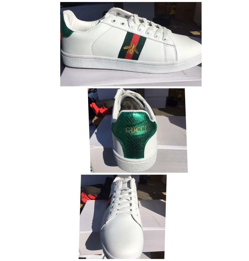 22f41669766c Gucci Trainers White Bee not Nike 270 vapormax plus flyknit tn 97 95 ...