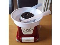 Bargain!! - Nostalgia Electrics Cotton Candy Floss Maker / Machine - Cost £80 NEW