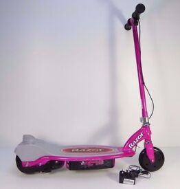 Girl's Pink RAZOR Electric Scooter 1903105